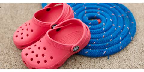 Add Pep to Your Step with a Pair of Crocs from Runnin' Wild Kids Shoes , Brooklyn, New York