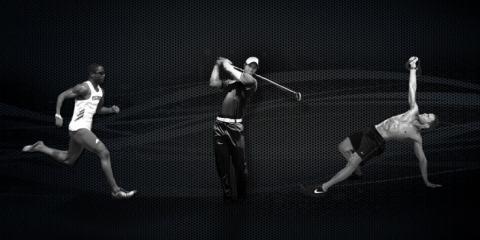 A Golfer's Secret Weapon, Manhattan, New York