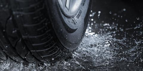 Do New Tires Get Better With Age?, Russellville, Arkansas