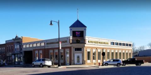 Rushville State Bank, Banks, Finance, Rushville, Illinois