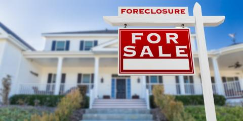 3 Reasons to Buy a Repossessed Home, Russell County, Kentucky