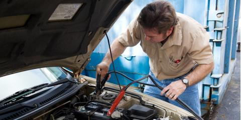 5 Signs Your Car's Battery Needs to Be Replaced, Russellville, Arkansas