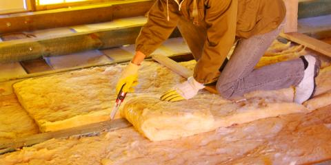 The Importance of Quality Attic Insulation, Russellville, Arkansas