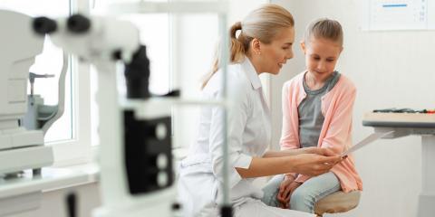 What Parents Should Know About Children & Contact Lenses, Russellville, Arkansas