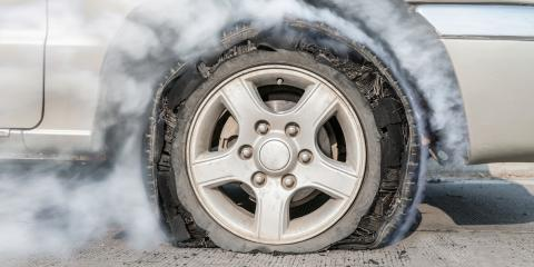 What You Need to Know About Tire Blowouts, Russellville, Arkansas