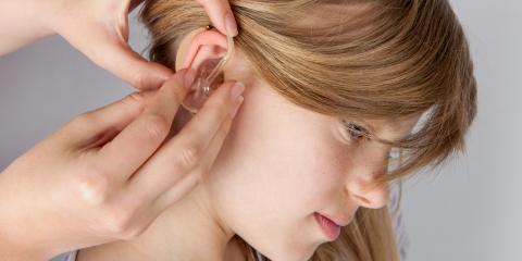 How Can I Help My Child Adjust to a Hearing Aid?, Russellville, Arkansas