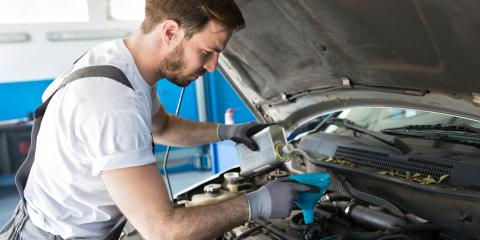 How Often Does Your Vehicle Need an Oil Change? , Russellville, Arkansas