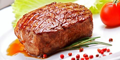 A Brief Guide to Steak Doneness, Springdale, Arkansas