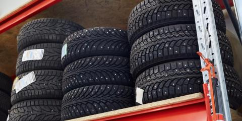 Auto Repair Experts Explain 5 Signs You Need New Tires, Russellville, Arkansas
