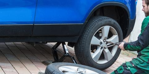 Do I Need Tire Repair or Replacement?, Russellville, Arkansas