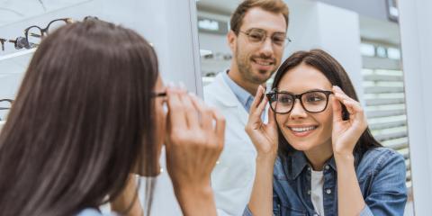 4 Types of Glasses Lens Coatings to Consider, Russellville, Arkansas