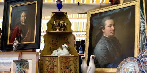 4 Best Tips for Researching an Antique Painting, Russellville, Ohio