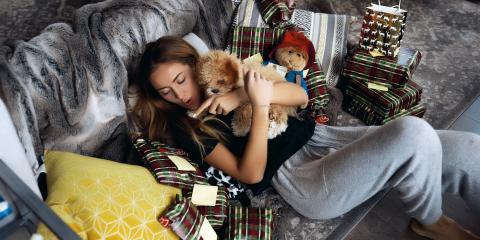 Top 3 Holiday Pet Dangers, Russellville, Arkansas