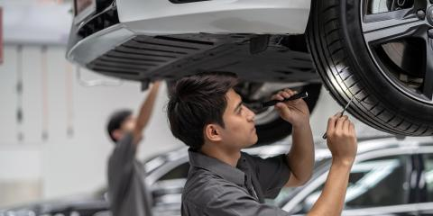 4 Signs Your Car Needs a Wheel Alignment, Russellville, Arkansas