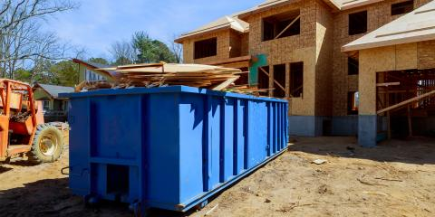 3 Reasons to Opt for Dumpster Rental During Home Renovations, Russellville, Arkansas
