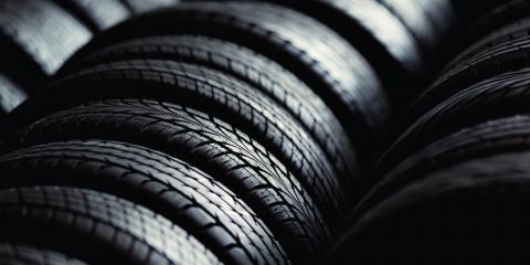 How Are Tires Made?, Russellville, Arkansas