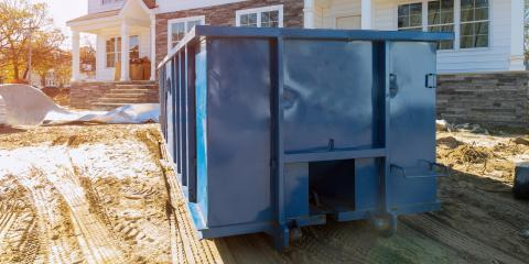 3 Important Tips for Loading a Dumpster, Russellville, Arkansas