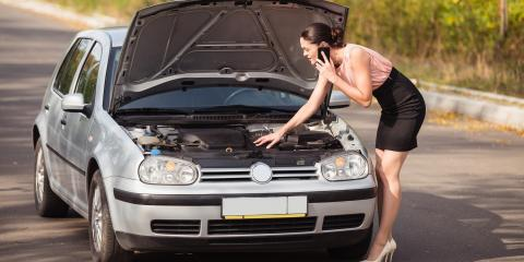 5 Steps to Take If Your Car Overheats, Russellville, Arkansas