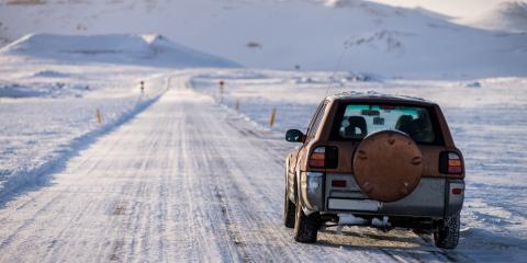 Does Road Salt Harm Cars?, Crystal Lake, Michigan