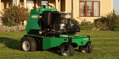 Sign Up for Overseeding & Soil Aeration Service From R & T Lawn Services, Inc, Denver, North Carolina