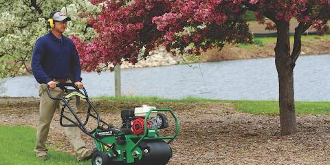 Why Fall Is the Best Time for a Lawn Aerator Equipment Rental, Cincinnati, Ohio