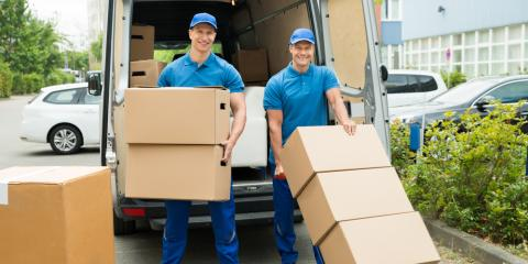 Packing Up? 3 Reasons to Let Your Friends Off the Hook and Hire a Moving Company, Honolulu, Hawaii