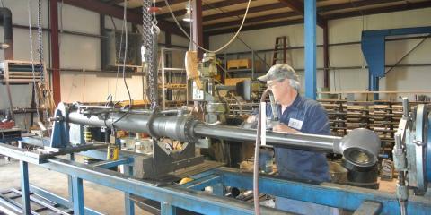 S. F. I., Machine Shops, Services, Russellville, Arkansas
