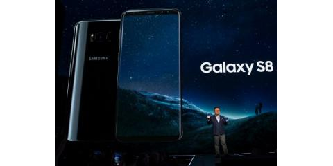 10 things the Galaxy S8 can do that the iPhone can't.  http://ow.ly/hzD230bkj1J, Washington, Ohio