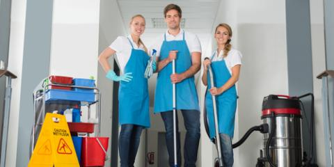 5 Steps to Take for Effective Winter Office Cleaning, North Highlands, California
