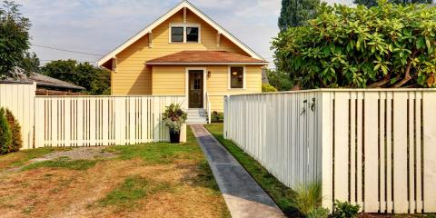 3 Benefits of Metal Posts for Wooden Residential Fences, Sacramento, California