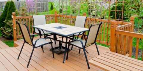 3 Deck Maintenance Tips for Spring, East Yolo, California