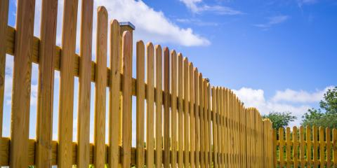 Top 5 Benefits of Wood Fencing Installation , Sacramento, California