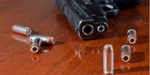Reasons You Need a Gun Safe, Fairfield, Ohio