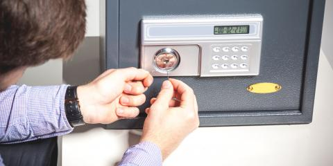 4 Reasons to Hire a Locksmith to Open a Safe, St. Peters, Missouri