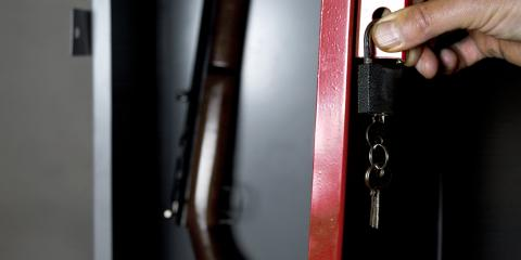 Where Should You Put a Gun Safe?, Barnesville, Ohio