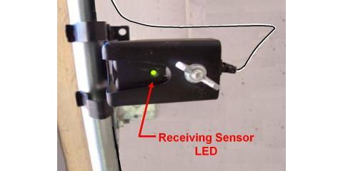 Garage Door Safety Sensors Explained, Aurora, Colorado