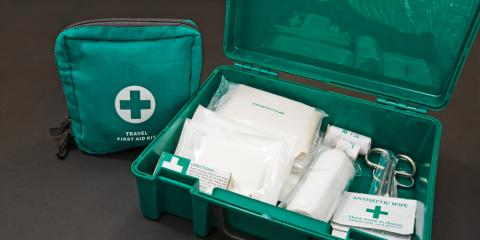 Safety Consultants List 3 First-Aid Supplies to Keep at Your Worksite, Rochester, New York