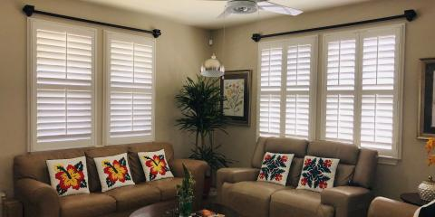 Are Shutters or Blinds Right for You?, Ewa, Hawaii
