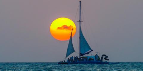 Where to Find a Beautiful Hawaiian Sunset Sailing Adventure, Ewa, Hawaii
