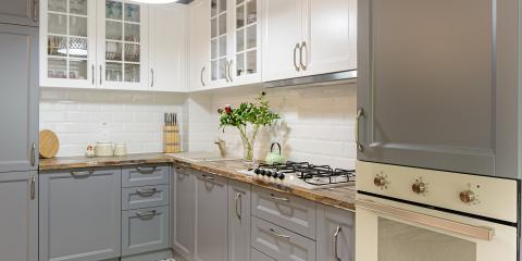 3 Benefits of Custom Kitchen Cabinets, St. Charles, Missouri
