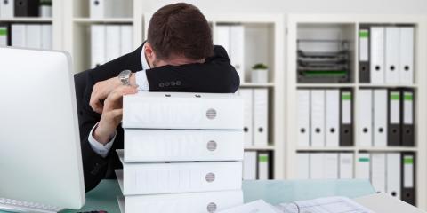 3 Accounting Tips to Reduce Tax Prep Stress, O'Fallon, Missouri