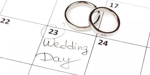 5 Tips for Rescheduling a Wedding, St. Charles, Missouri