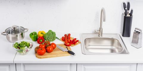 3 Common Causes of Kitchen Sink Clogs, St. Clair, Missouri