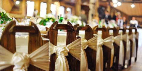 4 Tips for Decorating Chairs for Your Wedding or Reception, St. Louis, Missouri