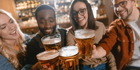 4 Benefits of Work-Sponsored Happy Hours, St. Louis, Missouri
