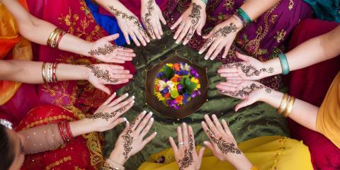 How to Throw the Perfect Mehndi Party, St. Louis, Missouri