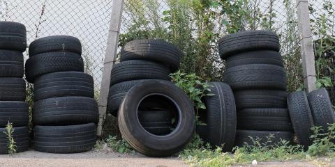 5 Innovative Ways to Repurpose Old Tires, Lemay, Missouri