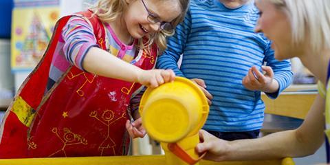 5 Benefits of Sensory Tables for Preschool Children, Creve Coeur, Missouri