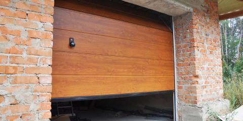 When to Worry About a Creaking Garage Door, St. Paul, Minnesota