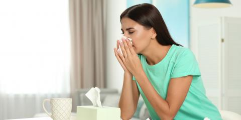 5 Ways to Relieve Allergies With Your HVAC, St. Peters, Missouri